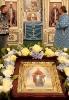 Божественная Литургия в Покров  Богородицы