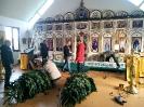 Храм готов к Рождеству!