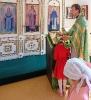 Престольный праздник на ул. Гаражная