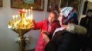 После Божественной Литургии в Неделю 20-ю по Пятидесятнице прихожане познакомились с новым священником нашего храма