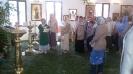 Праздник Святой Троицы на нашем приходе