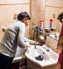 В родительскую субботу служба милосердия побывала в домах подопечных