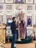 Божественная Литургия на Происхождение Честных Древ Животворящего Креста Господня