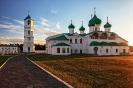 Паломническая поездка к прп. Александру Свирскому и его родителям