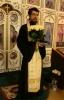 В Димитриевскую родительскую субботу после Богослужения прихожане поздравили настоятеля с юбилейной датой